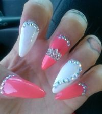 15 Sharp Nails Designs 2015 Images - Sharp Nail Designs ...