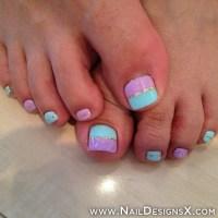 Spring Toe Nail Art | www.imgkid.com - The Image Kid Has It!