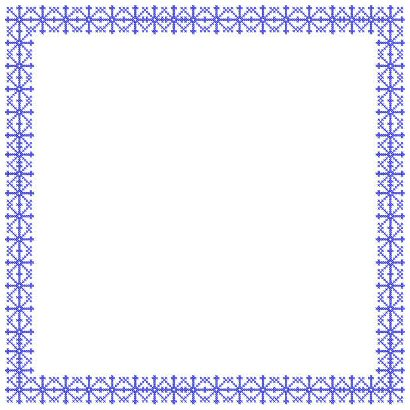 7 Cross Stitch Border Patternscross stitch patterns at everything