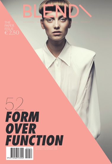 17 Cover Magazine Design Inspiration Images - Graphic Design
