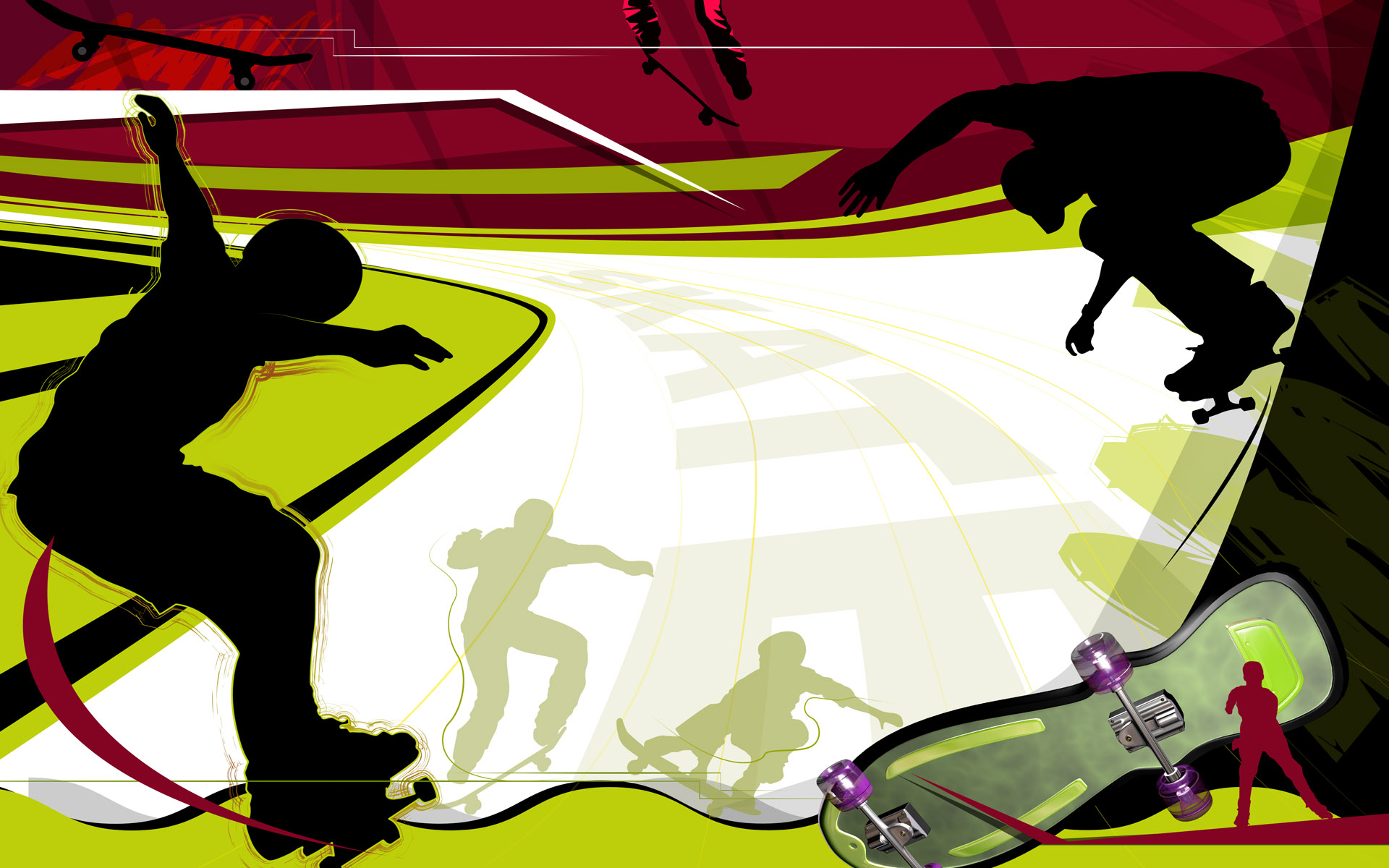 Hockey Girl Wallpaper 19 Sports Background Vector Images Vector Sports