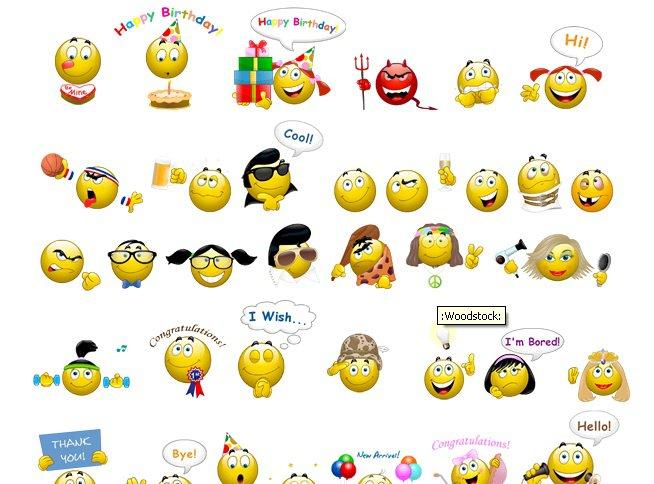 Free Emoticon Icon File Page 1 Newdesignfilecom