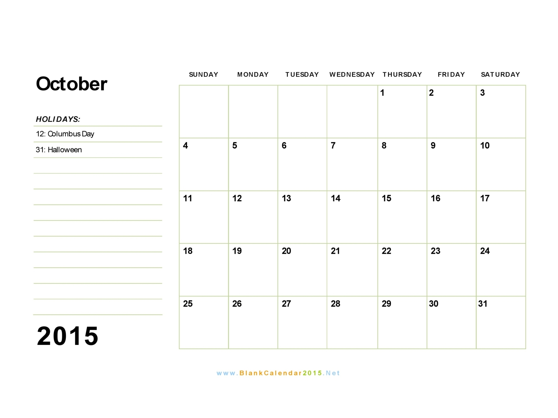 16 Simple Blank Calendar Template Images Full Size Blank