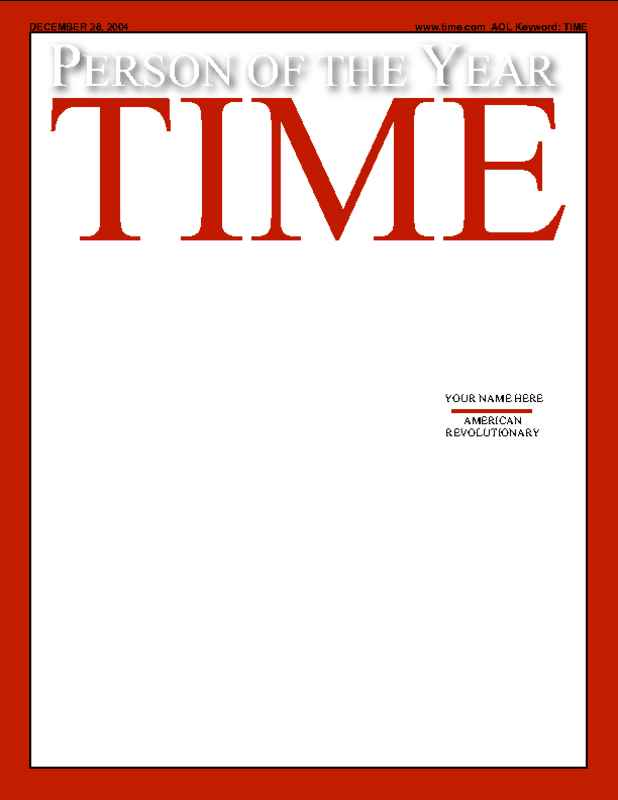 11 Time Magazine Cover Template PSD Images - Time Magazine Cover