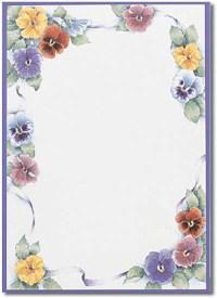 16 Project Flower For Border Design Images - Cute Corner ...