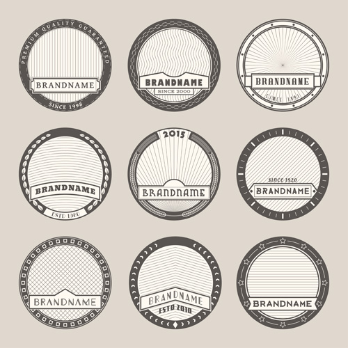 15 Blank Label Vector Images - Free Printable Blank Labels, Blank