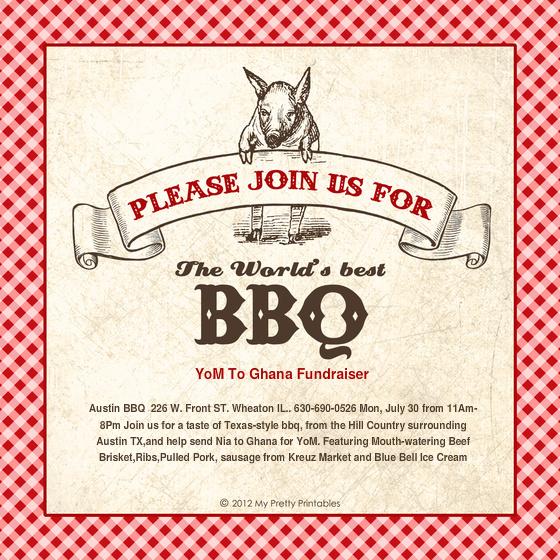 bbq plate ticket template datariouruguay - bbq benefit flyers