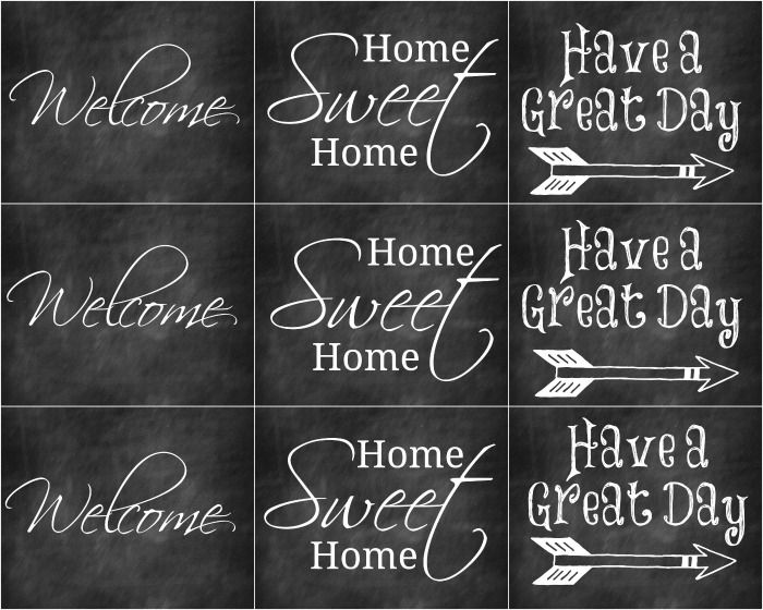 12 Chalkboard Font Welcome To Sawyer\u0027s Birthday Images - Make Your