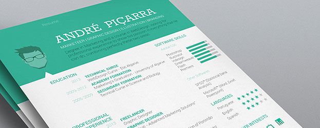 12 Stunning Graphic Design Resume Images - Infographic Resume - Designing A Resume