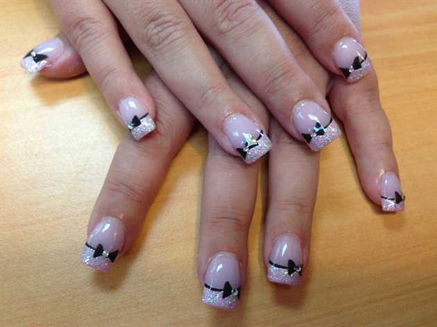 16 Summer French Nail Designs Images Summer French