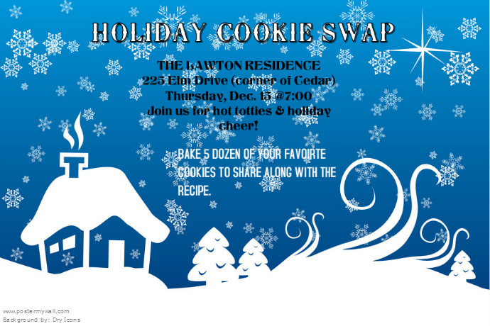 Christmas Flyer Template Free Download - Parafalardecasamento - free holiday flyer templates word