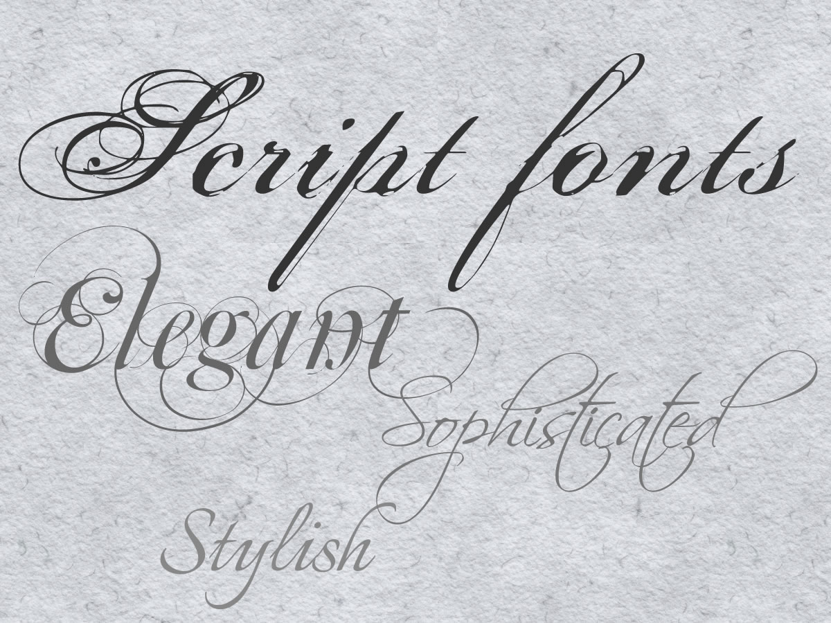 14 Elegant Free Wedding Fonts Images Elegant Wedding