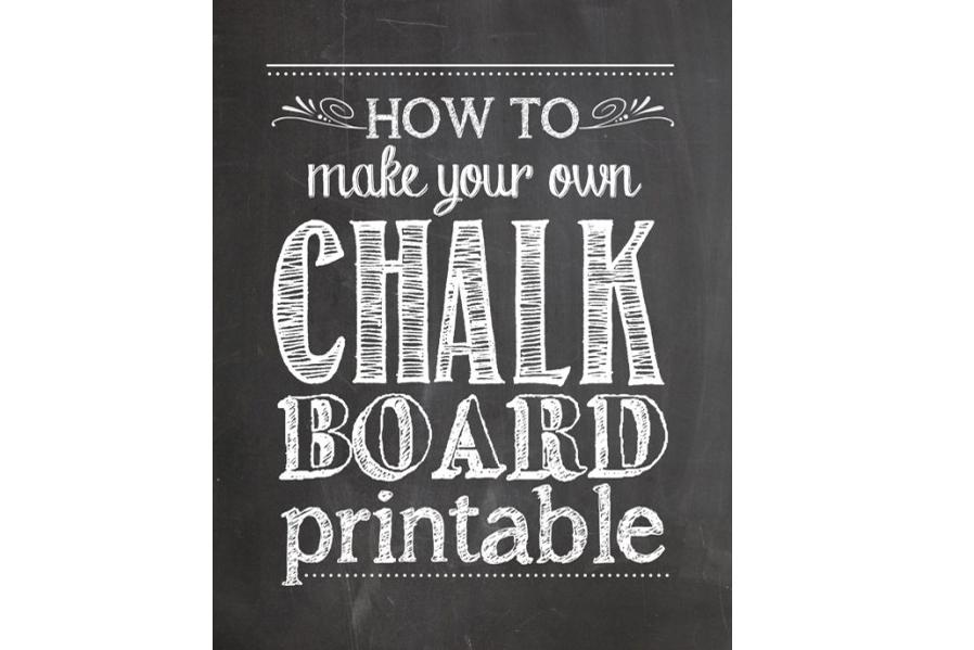 14 Chalkboard Fonts Free Download Images - Free Printable Chalkboard