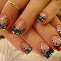 16 Pointed Nail Designs Tumblr Images - Pointy Nails ...