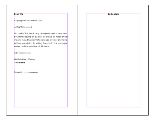 free booklet templates for word - Ozilalmanoof - free booklet template microsoft word
