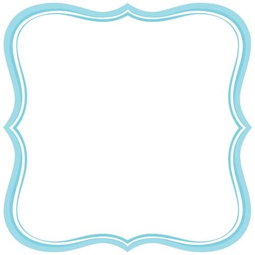 fancy label templates - Delliberiberi - label