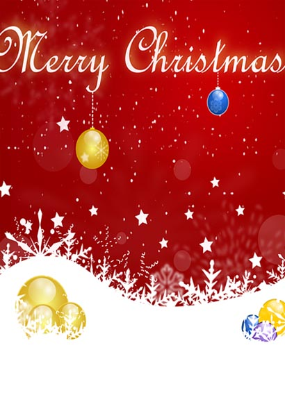 17 Christmas Card Templates For Word Images - Christmas Gift Card