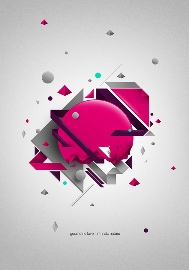 3d Modern Wallpaper Designs 16 Geometric Graphic Design Images Geometric Shapes