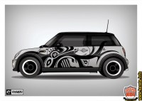 8 Automotive Graphic Patterns Images - Car Decals Graphics ...