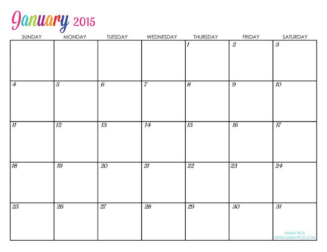 17 2015 Calendar Template Editable Images - 2015 Monthly Calendar