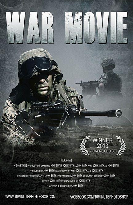 10 Movie Poster PSD Images - Movie Poster PSD Template Free, Movie