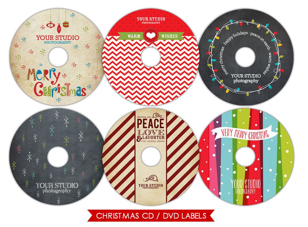 Cd Design Gallery Of Christmas Cd Label Template With Cd Design