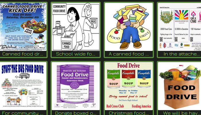 16 Food Drive Flyer Template Free Images - Food Drive Flyer Template