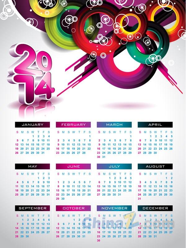 Calendar 2014 Template Indesign Monthly Calendar 2017 16 2014 Calendar Template Ai Images Letter Size Blank