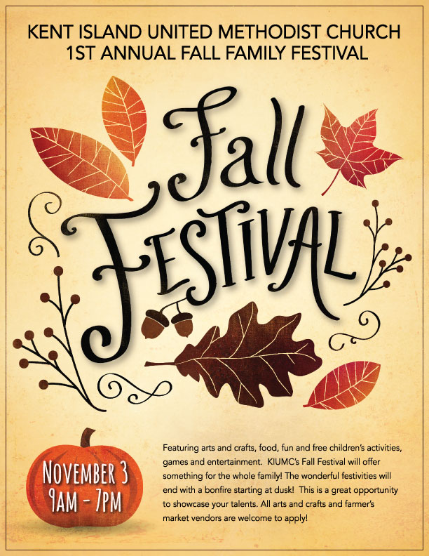 14 Blank Fall Flyer Template Designs Images - Blank Flyer Templates