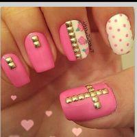 11 Cute Acrylic Nail Designs Tumblr Images - Gel Nail ...