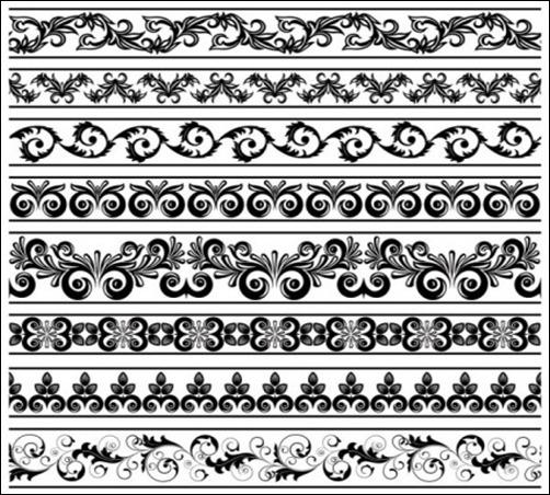 14 Black And White Designs Images - Black and White Design, Black