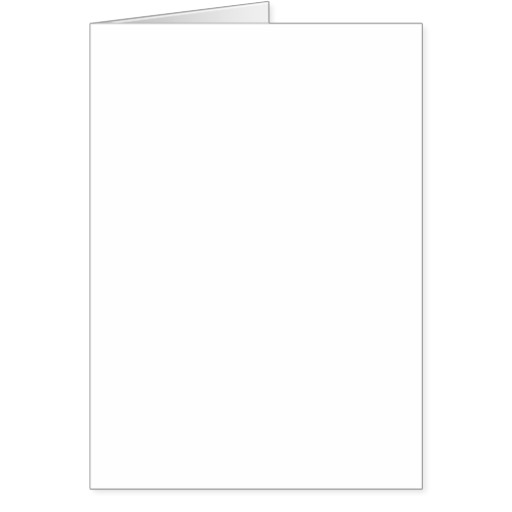 Blank Card Template Wedding Gift Playing Card Template 4 Free - blank card template