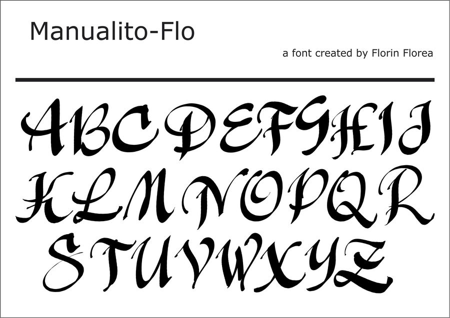 8 Show Font Styles Images - Letter Fonts and Styles, Font Style Blog