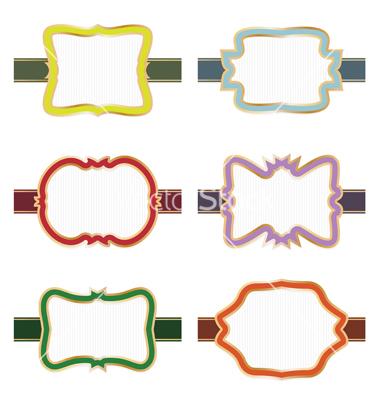decorative labels template - Josemulinohouse