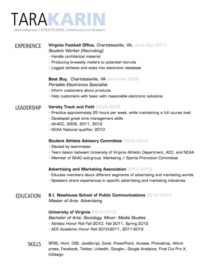 Resume Header Style Resume Free Resume Download