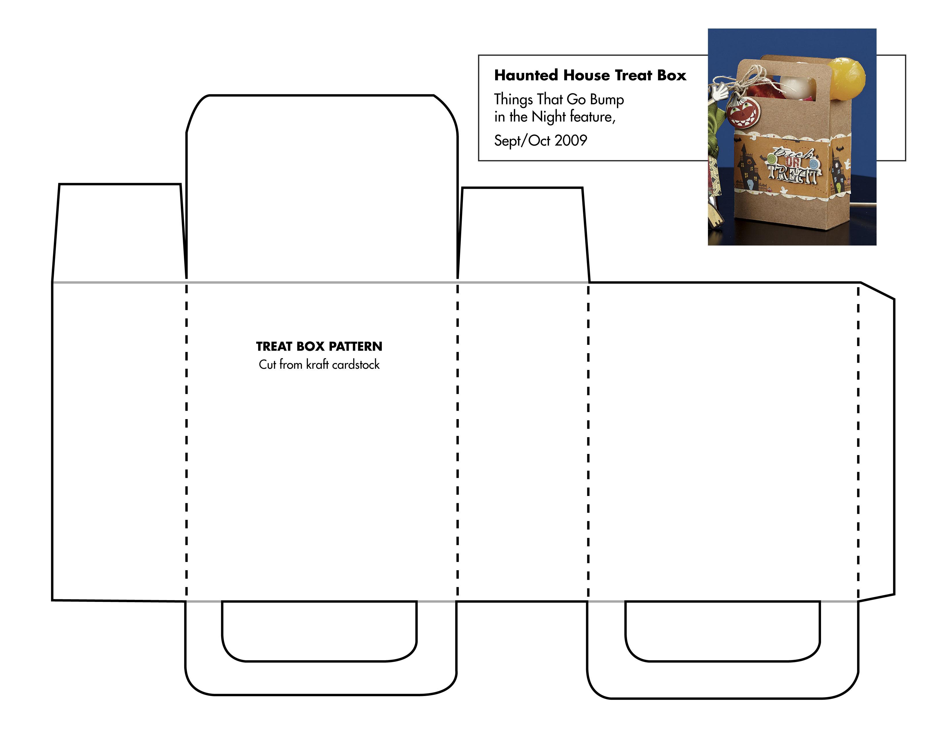 13 Cardboard Box Design Templates Images Cardboard Box