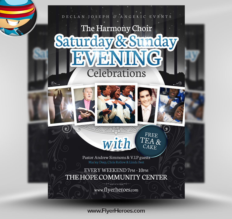 event flyers templates free download