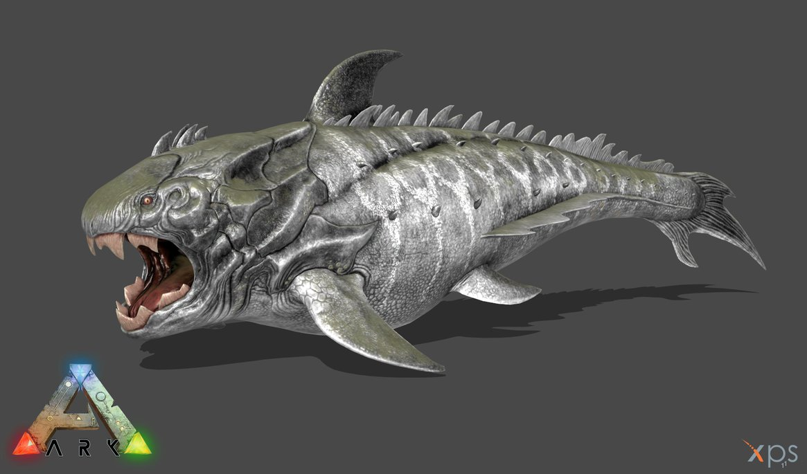 3d Wallpaper Live Fish Dunkleosteus Facts And Pictures