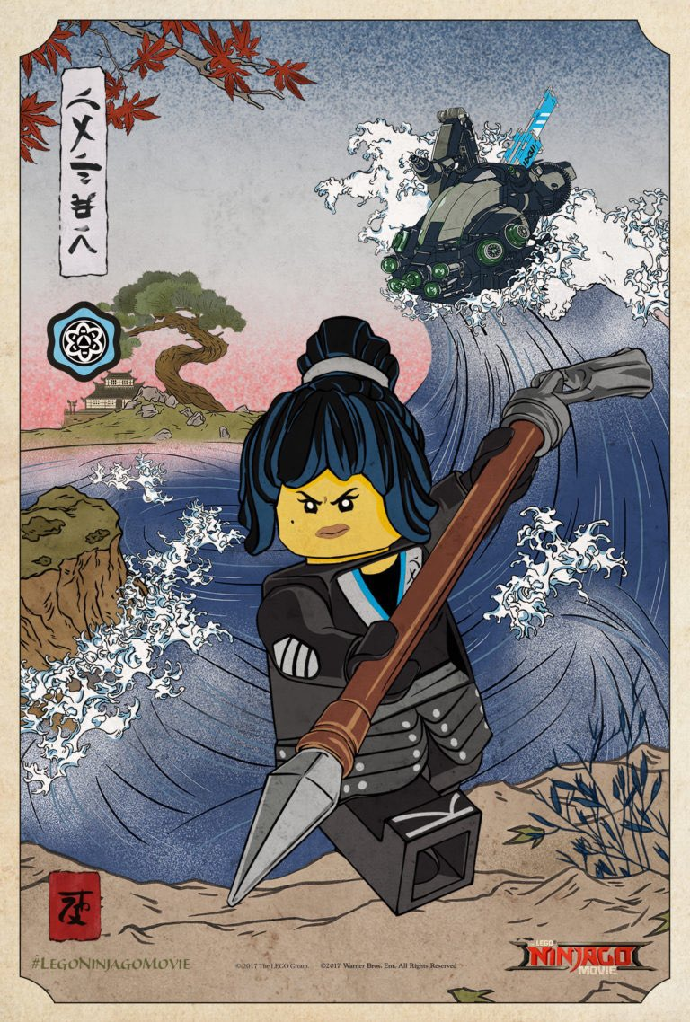 Mech Girl Wallpaper The Lego Ninjago Movie Dvd Release Date Redbox Netflix