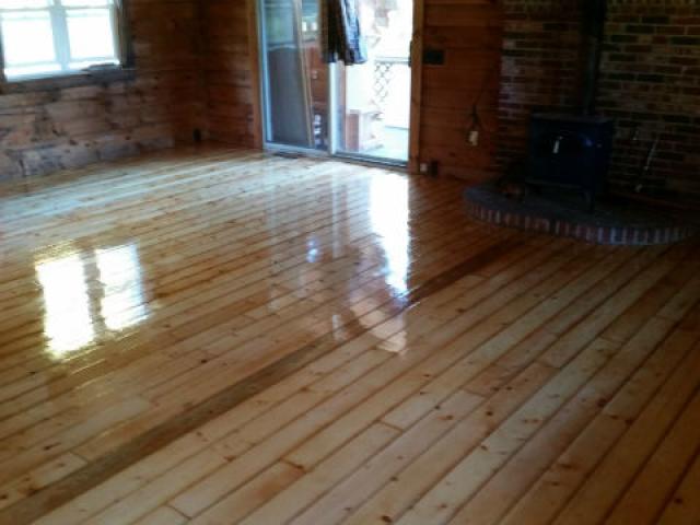 Pictures Of Hardwood Floors Restored New England Floor