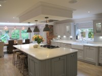 Handmade Painted Kitchen | New England Kitchens