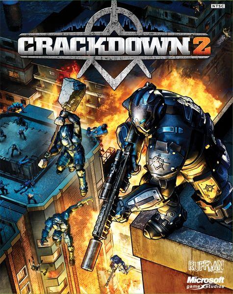 Microsoft Fall Wallpaper Crackdown 2 Xbox 360 Game Profile New Game Network