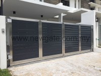 Snless Steel Gate Designs For Homes