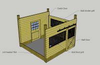 Horse Stall Materials | Horse Stall Grills | PA, CT, MD ...