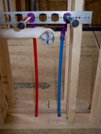 How To Plumb A Bathroom Sink With Pex - Sink Ideas