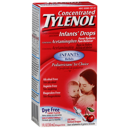 Infant Tylenol Dosage - New Kids Center