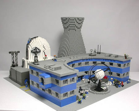 The 30 coolest Lego creations till date