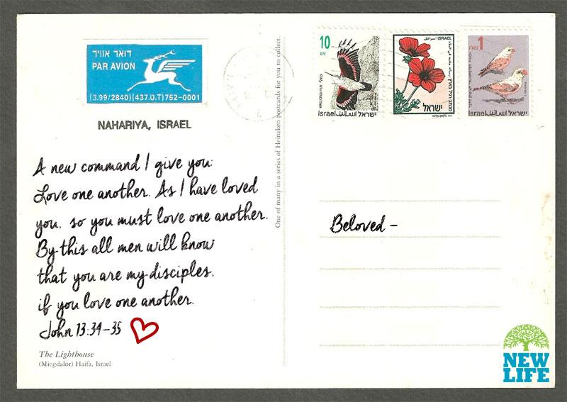 Love Letter \u2013 New Life - love letter