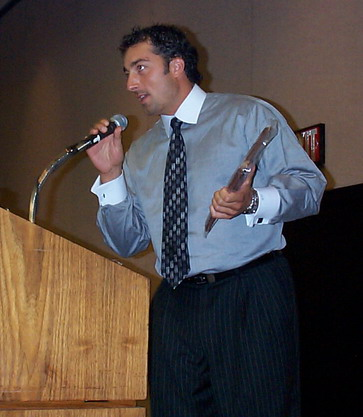 Sandro Marino - Top Producer Award