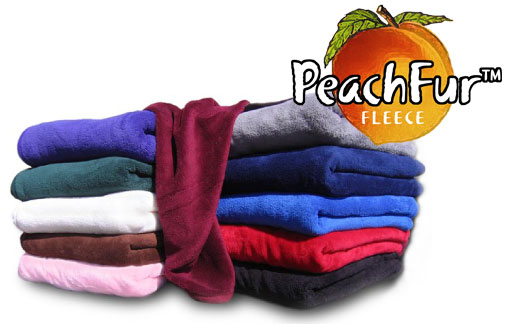 PeachFur Wholesale Fleece Blankets